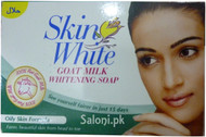 Skin White Goat Milk Whitening Soap Front