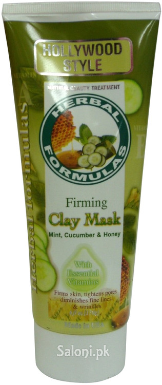 Hollywood Style Firming Clay Mask