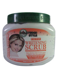 Hollywood Style Facial Whitening Scrub