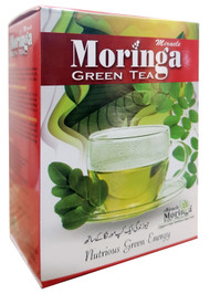 The Planner Herbal Moringa Green Tea 50g buy online in pakistan