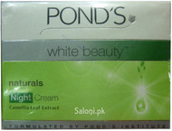 Pond's White Beauty Naturals Night Cream 50 Grams