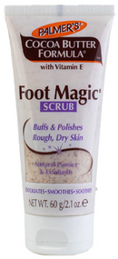 Palmer's Cocoa Butter Formula Foot Magic Scrub 60g Buy online in Pakistan on Saloni.pk