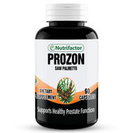 Nutrifactor Prozon Saw Palmetto 270mg (60 Tablets)