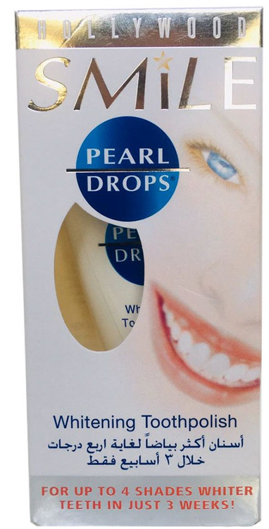 Pearl Drops Smile Whitening Toothpolish 50ML