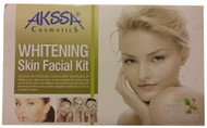 Akssa Whitening Skin Facial Kit Front