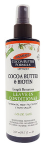 Palmer's Cocoa Butter & Biotin Length Retention Leave In Conditioner 250ml Buy online in Pakistan on Saloni.pk