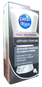 Pearl Drops Daily Whitening Ultimate Charcoal Toothpolish 50ml buy online in pakistan
