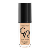 Golden Rose Total Cover 2in1 Foundation & Concealer - 02-Ivory Buy online in Pakistan on Saloni.pk