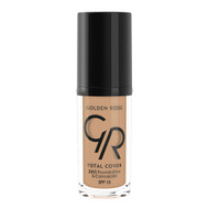 Golden Rose Total Cover 2in1 Foundation & Concealer - 18-Cappuccino Buy online in Pakistan on Saloni.pk