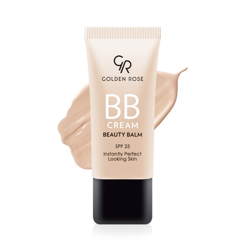 Golden Rose BB Cream Beauty Balm - 01-Light Buy online in Pakistan on Saloni.pk