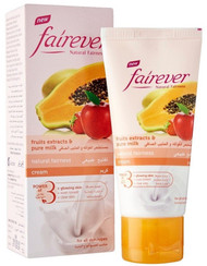 Fairever Natural Fairness Cream With Fruite Extracts & Pure Milk 50g