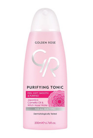Golden Rose Purifying Tonic, All Skin Types - 200ml Buy online in Pakistan on Saloni.pk