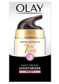 Olay Total Effects 7 In One Night Firming Moisturiser 50 ML Buy online in Pakistan on Saloni.pk