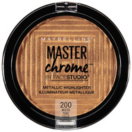 Maybelline Face Studio Chrome Metallic Highlighter 100 Molten