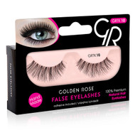 Golden Rose False Eye Lashes - 10 Buy online in Pakistan on Saloni.pk