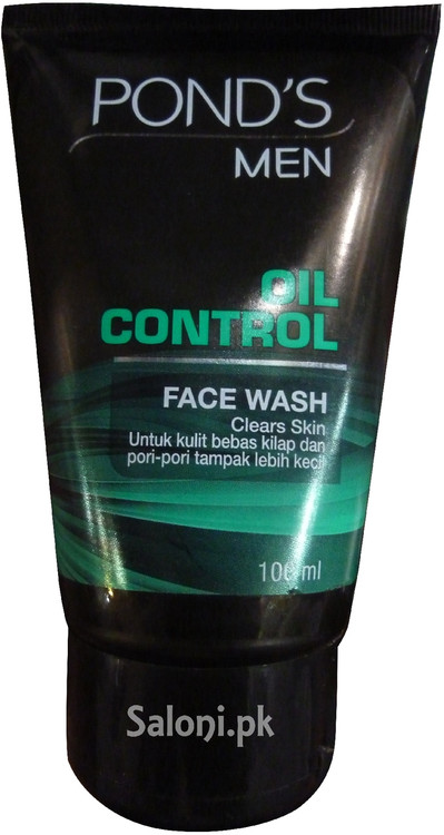 Pond's Men Oil Control Face Wash Front