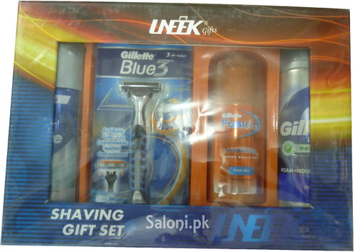 Gillette Uneek Shaving Gift Set