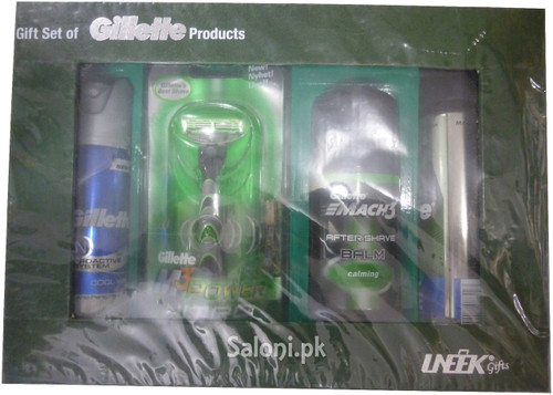Gillette Products Uneek Gift