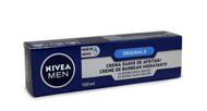 Nivea Men Originals Crema Suave de Afeitar / Shaving Cream 100ml buy original Nivea men products in Pakistan on Saloni.pk