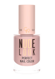 Golden Rose Nude Look Perfect Nail Color - 02 Powder Nude Buy online in Pakistan on Saloni.pk