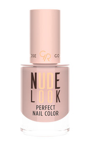 Golden Rose Nude Look Perfect Nail Color - 03 Powder Nude Buy online in Pakistan on Saloni.pk