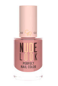 Golden Rose Nude Look Perfect Nail Color - 04 Powder Nude Buy online in Pakistan on Saloni.pk