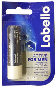 Nivea Labello For Men Active Care Lip Balm