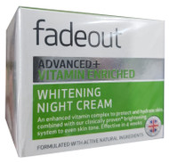 Fade Out Advanced Vitamin Enriched Whitening Night Cream 50ml .