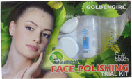 Soft Touch Face Polishing Trial Kit with Natural Herbs