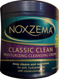 Noxzema Classic Clean Original Deep Cleansing Cream Pump (Front)