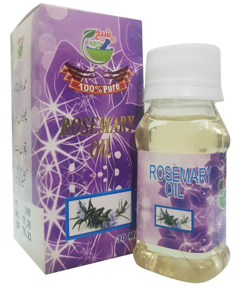AD Sheikh 100% Pure Rosemary Oil 30ml Buy online in Pakistan on Saloni.pk