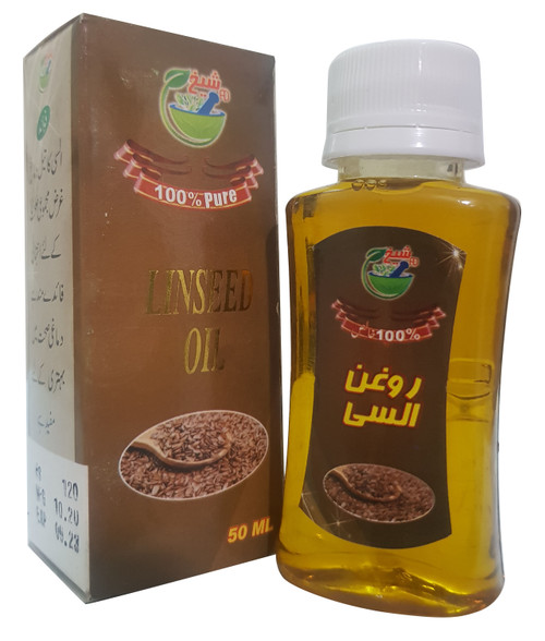 AD Sheikh 100% Pure ( Lin Seed ) Oil 30ml Buy online in Pakistan on Saloni.pk
