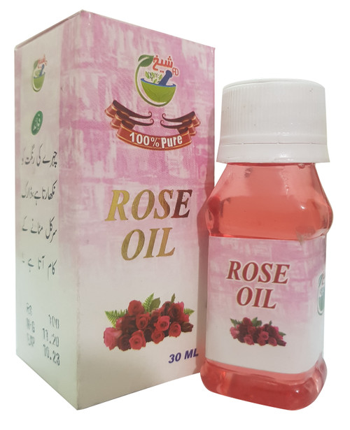 AD Sheikh 100% Pure ( Rose ) Oil 30ml Buy online in Pakistan on Saloni.pk