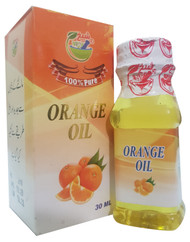 AD Sheikh 100% Pure ( Orange ) Oil 30ml Buy online in Pakistan on Saloni.pk