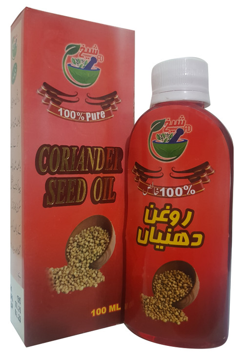 AD Sheikh 100% Pure ( Coriander Seed ) Oil 100ml Buy online in Pakistan on Saloni.pk