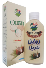 AD Sheikh 100% Pure ( Coconut) Oil 100ml Buy online in Pakistan on Saloni.pk