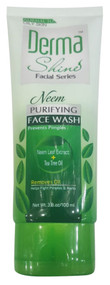 Derma Shine Purifying Neem Face Wash 100ml lowest price in pakistan