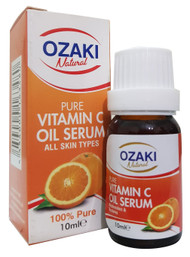 Ozaki Natural Pure Vitamin C Oil Serum, For All Type Of Skin  - 10ml Buy online in Pakistan on Saloni.pk