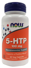 NOW FOOD 5-HTP 100mg - 60 Veg Capsules Buy online in Pakistan on Saloni.pk