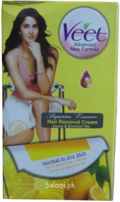 Veet Suprem Essence Hair Removal Cream Front