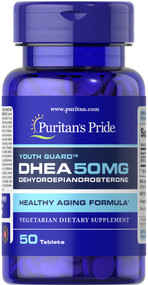 Puritan's Pride DHEA 50 mg - 50 Tablets Buy online in Pakistan on Saloni.pk