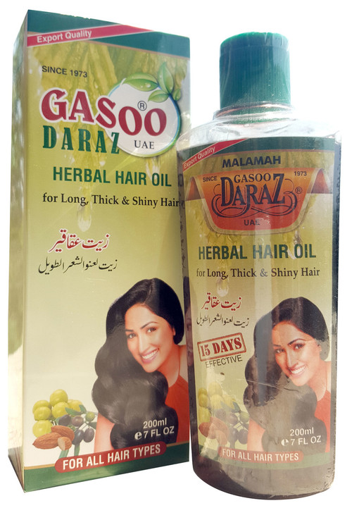 Gasoo Daraz 100% Herbal Oil buy online in pakistan original product saloni.pk