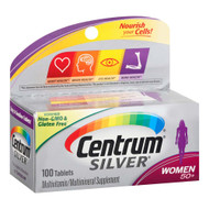 Centrum Silver Ultra Women 50+ Multivitamins / Multimineral Supplement 100 Tablets buy online in pakistan