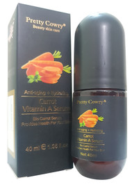 Pretty Cowry Beauty Skin Care ( Carrot ) Vitamin A Serum- 40ml Buy online in Pakistan on Saloni.pk
