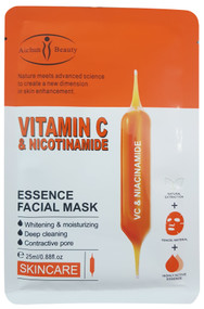 Aichun Beauty Vitamin-C & Nicotinamide Essence Facial Mask- 25ml  Buy online in Pakistan on Saloni.pk