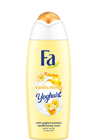 Fa Shower Cream Yoghurt Vanilla Honey 250 ML