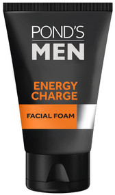 Pond's Men Energy Charge Whitening + Anti Dullness Facial Foam lowest price in pakistan