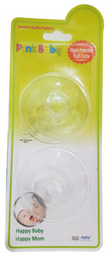 Pink Baby Nipples Protectors Full Circle (A-203) Buy online in Pakistan on Saloni.pk