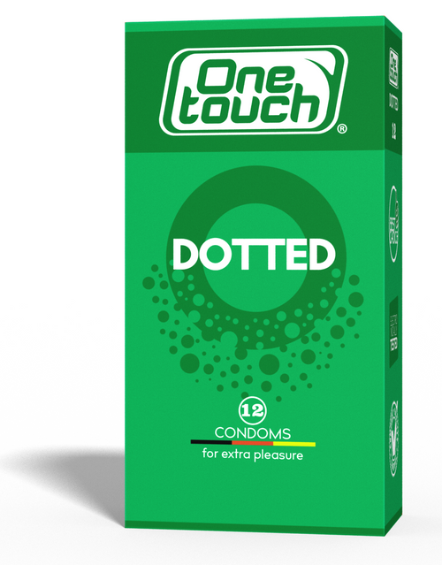 One Touch Dotted 12 Condoms Buy online in Pakistan on Saloni.pk