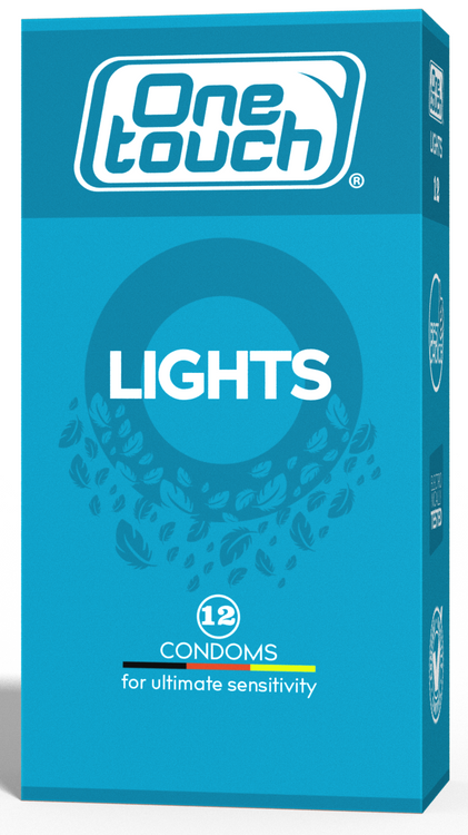 One Touch Lights 12 Condoms Buy online in Pakistan on Saloni.pk
